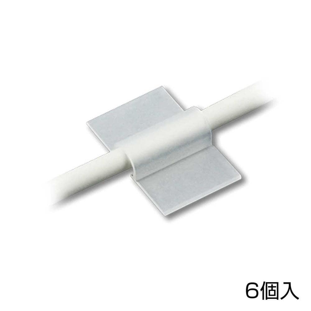 ダブルサイドクランプ6個入 HLA-C-WS
