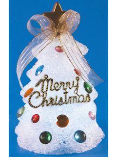 クリスマスミニツリー EVAツリー 17cm