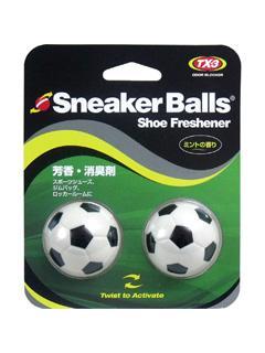 スニーカーボール サッカーボール ミントの香り 2個入