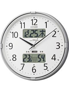 シチズン 掛時計 インフォームナビF 4FY618-019