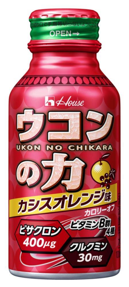 ハウス ウコンの力 カシスオレンジ味 100ml