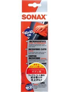SONAX マイクロファイバークロス エクステリア