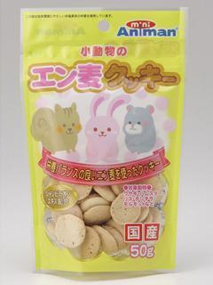 ドギーマン 小動物のエン麦クッキー 50g