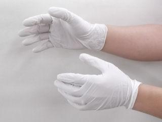 ゴム極薄手袋 100P 各サイズ