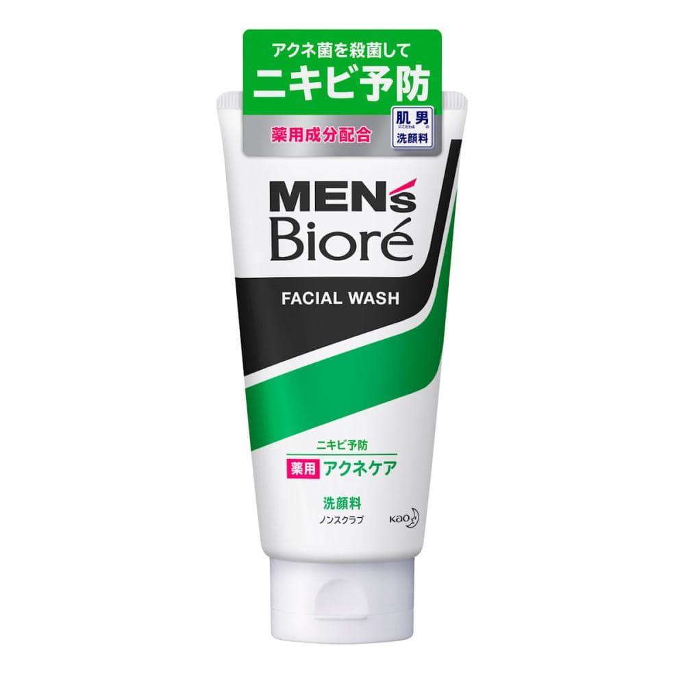 花王 メンズビオレ 薬用アクネケア洗顔 130g