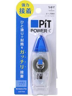 トンボ鉛筆 テープノリピットパワーC スタンダード