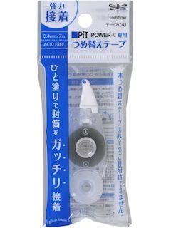 トンボ鉛筆 テープノリピットパワーC 詰替テープ