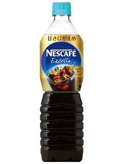 ネスカフェ エクセラ ボトルコーヒー 甘さひかえめ 900ml