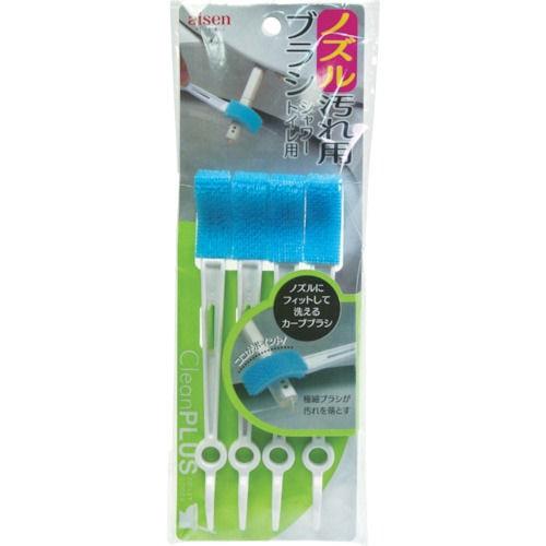 ノズル汚れ用ブラシ 4本組 TM103