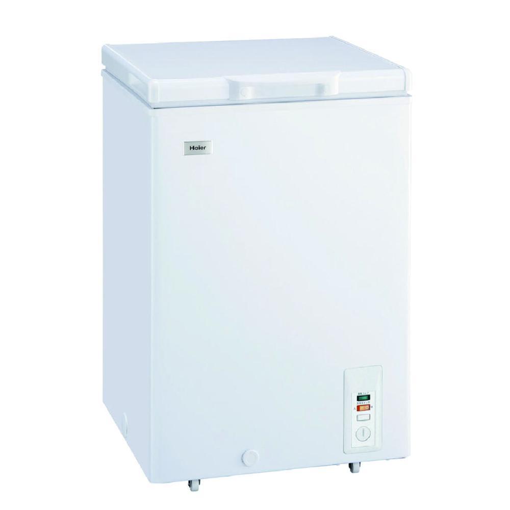 ハイアール 直冷式 上開き型冷凍庫 103L ホワイト JF-NC103F(W)