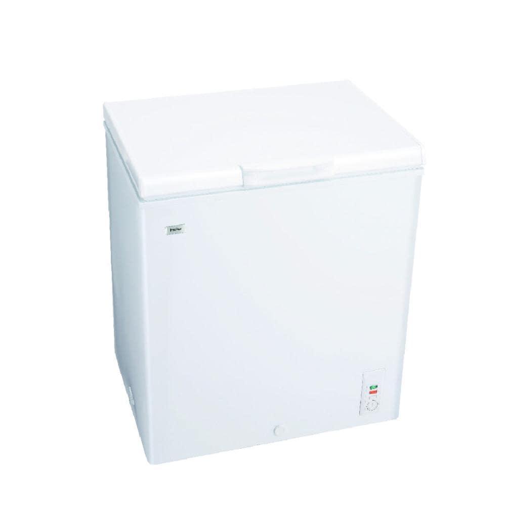 ハイアール 直冷式 上開き型冷凍庫 145L ホワイト JF-NC145F(W)