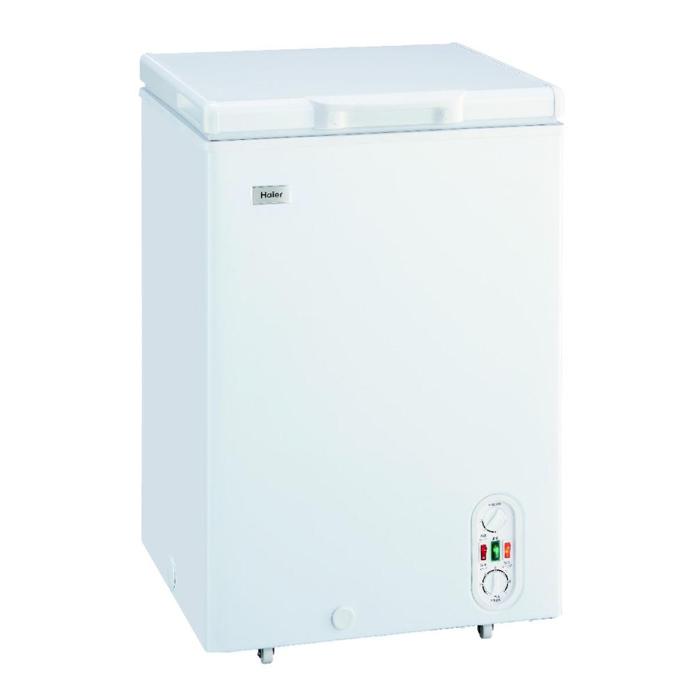 ハイアール 103L 直冷式 冷蔵切り替え付冷凍庫 JF-WNC103F(W) ホワイト
