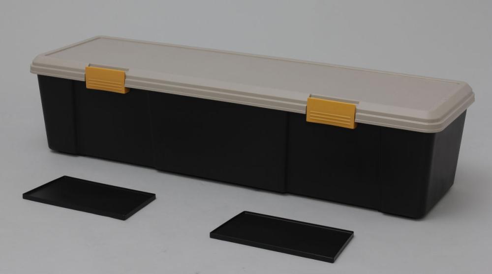 アイリス RVBOX 1150D カーキ/ブラック