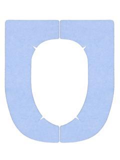 すきまなし便座シート ブルー KD67