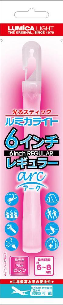 6インチレギュラー ピンク