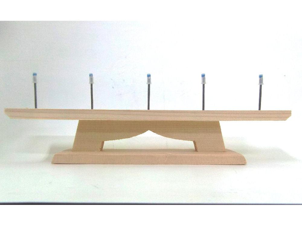 日乃本 墓参用燭台(5本立)