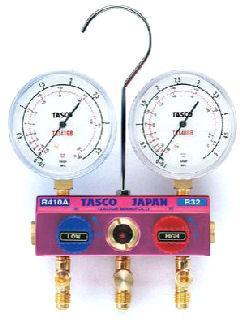 タスコ マニホールド TA122G-1