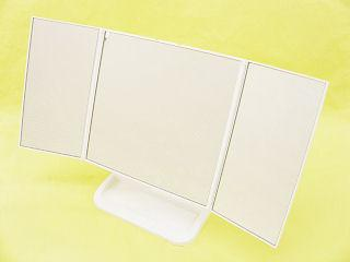 三面鏡(大) ホワイト TS-014-005