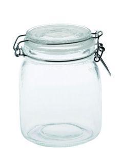 ワイヤーロック式ガラス保存容器 各サイズ