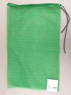種もみ袋 名札付 18L 緑