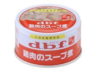 デビフ 鶏肉のスープ煮 85g