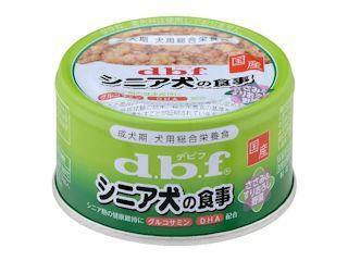 デビフ シニア犬の食事(ささみ&すりおろし野菜) 85g