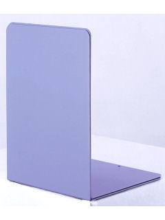 ナカバヤシ ブックエンド Lタイプ Lサイズ ブルー BE-L302B
