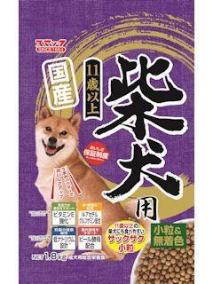 スマック 柴犬用 11歳以上 1.8kg