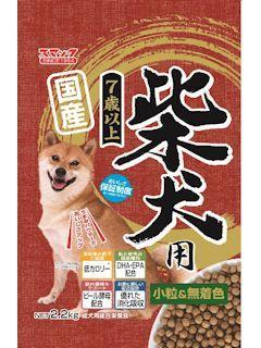スマック 柴犬用 7歳以上 2.2kg