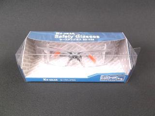 セーフティグラス クリアー SG-025