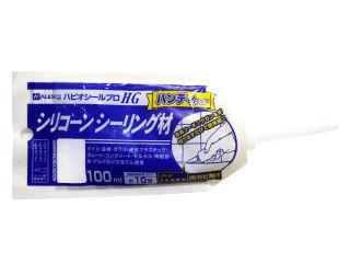 ハピオシールプロHGパウチ 100ml ホワイト