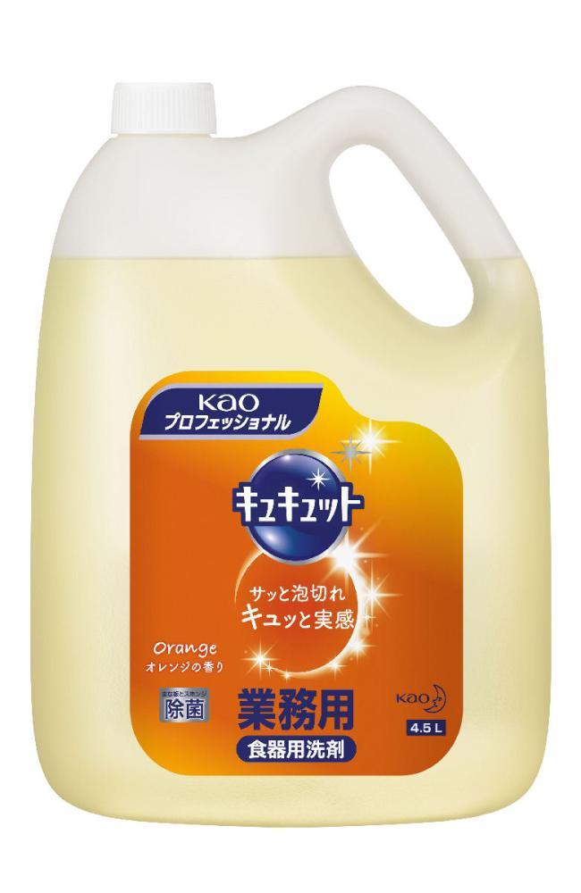 花王 業務用 キュキュット 4.5L