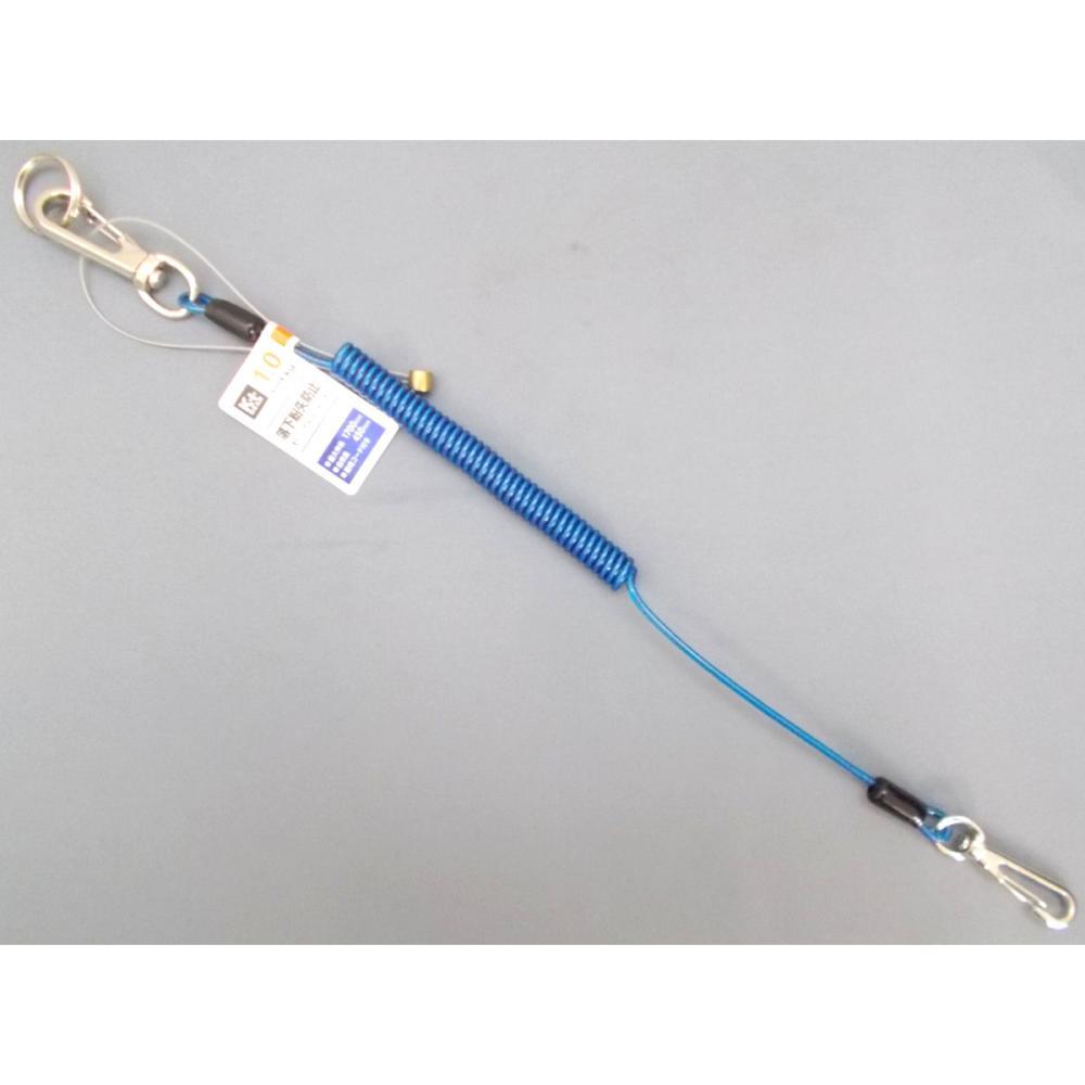 セーフティコード 1kg用ブルー M10BU