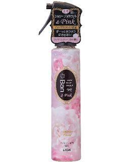 ライオン Ban(バン)シャワーデオドラント&PINK フェミニンフローラルの香り 120ml