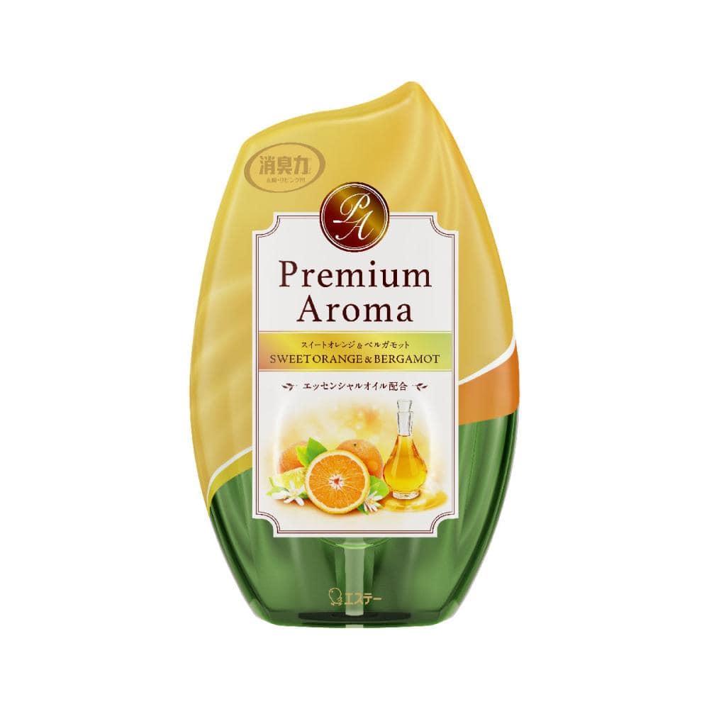 エステー お部屋の消臭力 プレミアムアロマ スイートオレンジ&ベルガモット