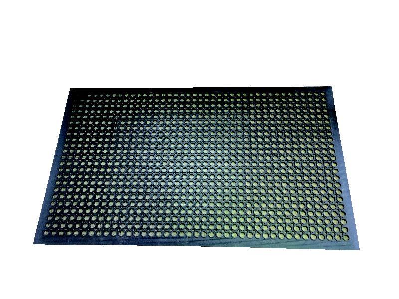 穴アキゴムマット 152×91×1.2cm