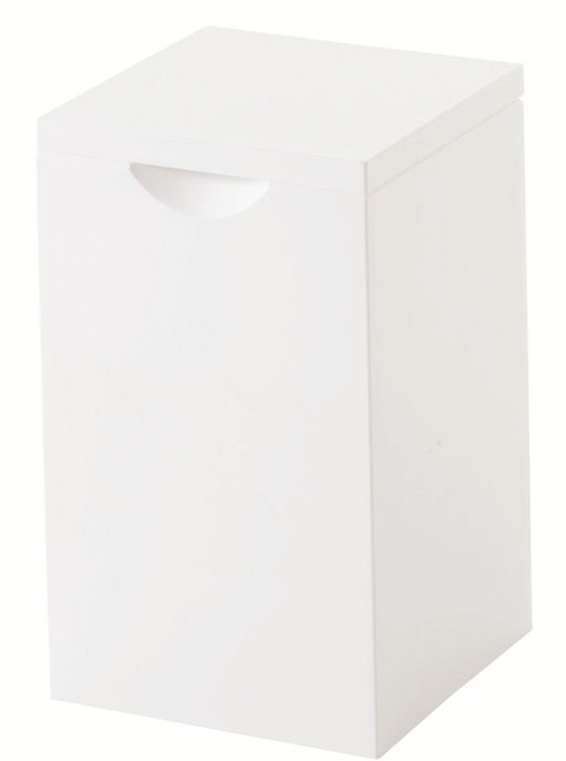 トイレポット ホワイト W-062