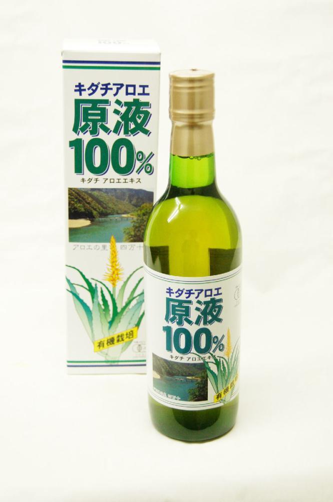 キダチアロエ原液 100% 500ml×3本【高知県四万十市産】