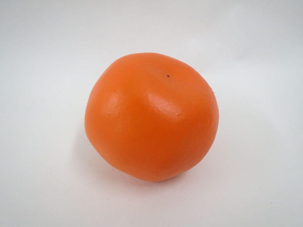 クラフトアート フルーツ オレンジ
