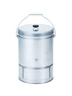 BUNDOK スモーク缶 温度計付 BD439