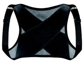 こっそり美姿勢宣言します M~Lサイズ ブラック