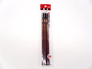 三菱 鉛筆 ユニ 2H 3P