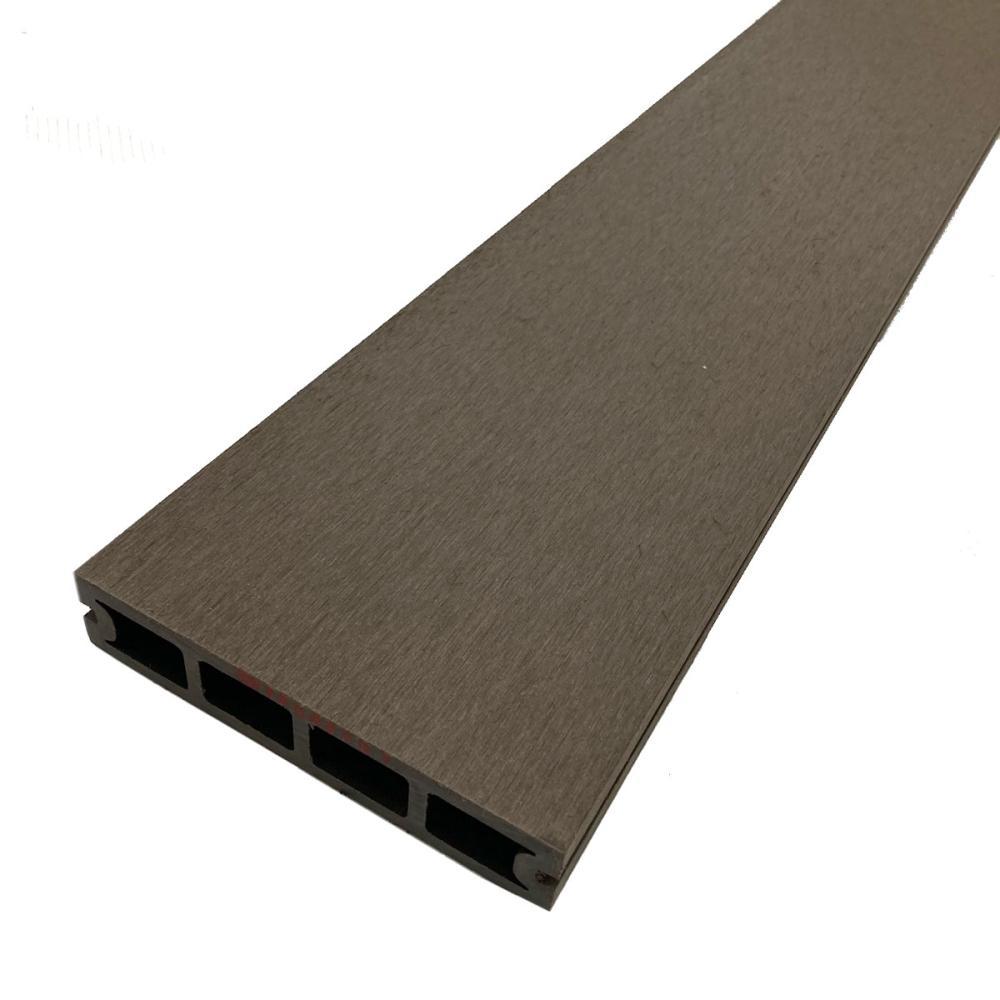 人工木デッキ材床板 ダークブラウン 145×30×2700mm