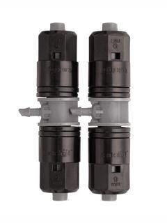 9mmジョイント 4mm分岐 GKJ106【2個組】