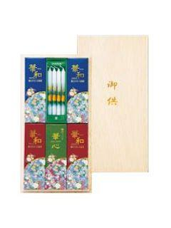 華和ギフトセット 6箱4種類(桐箱入)