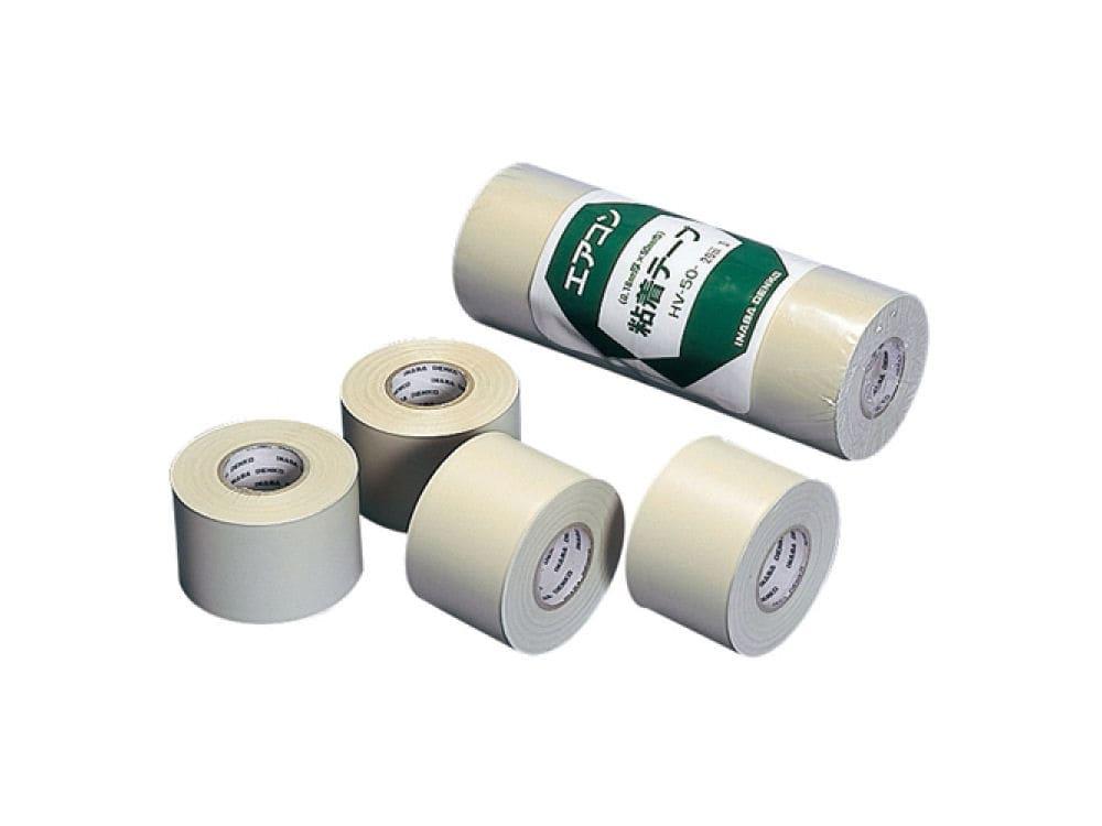 イナバ 粘着テープ 4個パック HV50I04P