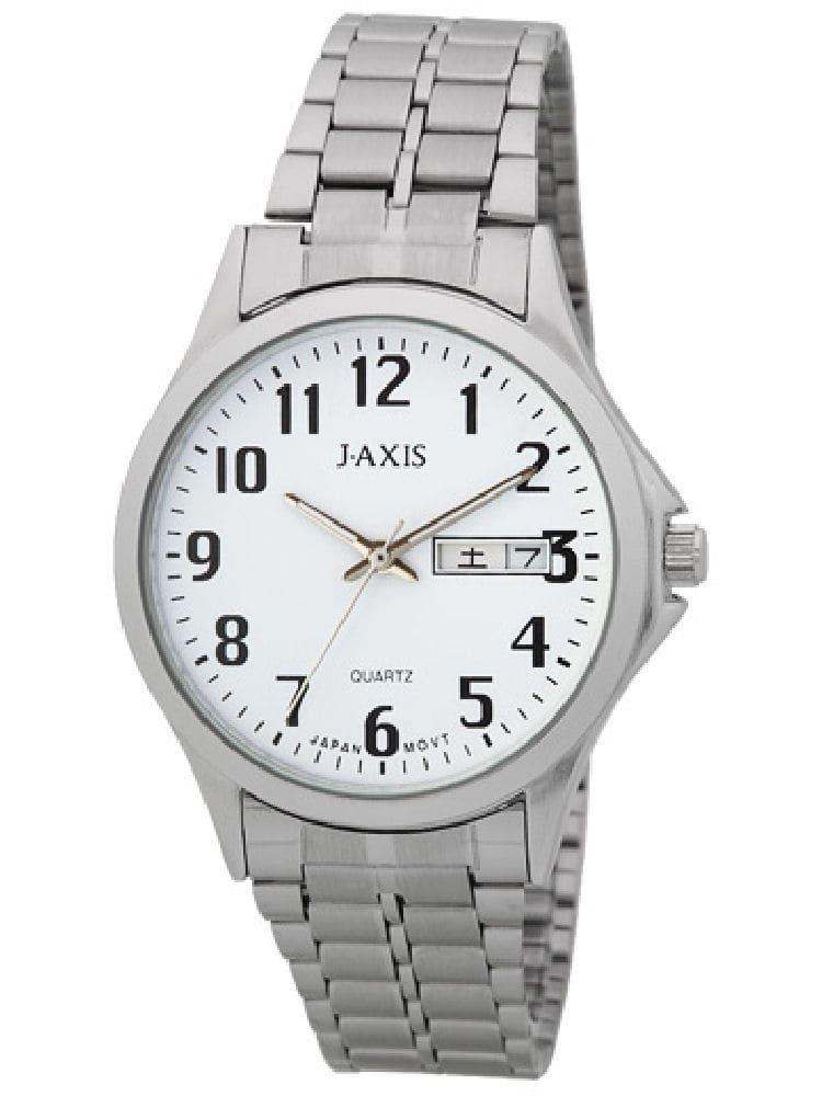 見やすい時計デイデイト NAG42-S