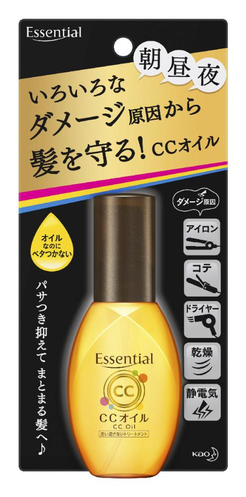 花王 エッセンシャル CCオイル 60ml