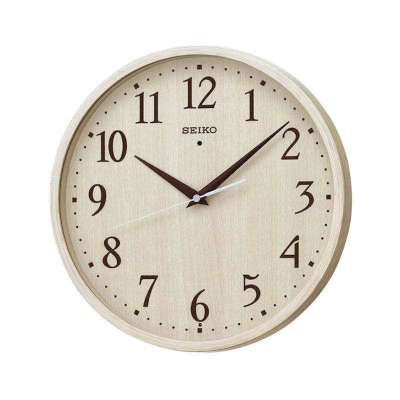 セイコー 電波掛時計KX399A