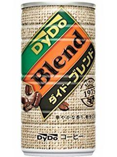 ダイドーブレンド ブレンドコーヒー 185g